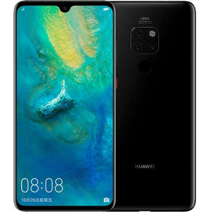 Huawei Mate 20 6/128GB - Black