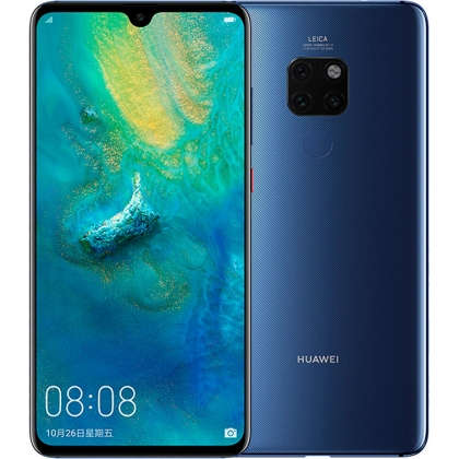 Huawei Mate 20 6/128GB - Midnight Blue