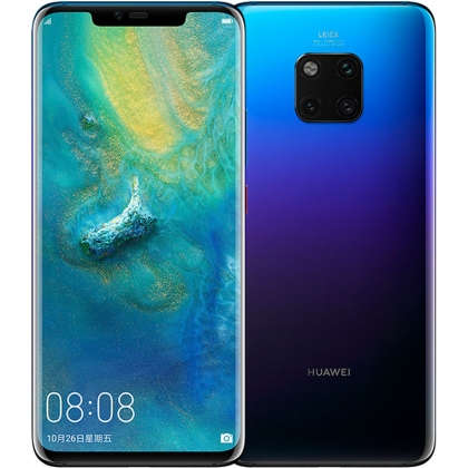 Huawei Mate 20 Pro 6/128GB - Twilight