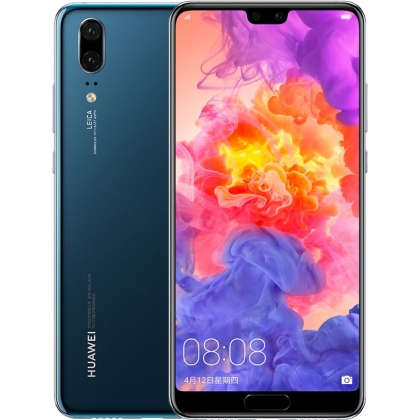 Huawei P20 6/64GB - Midnight Blue