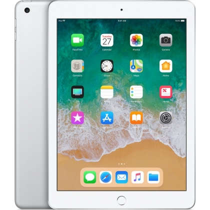 iPad 2018 Wi-Fi 128GB Silver