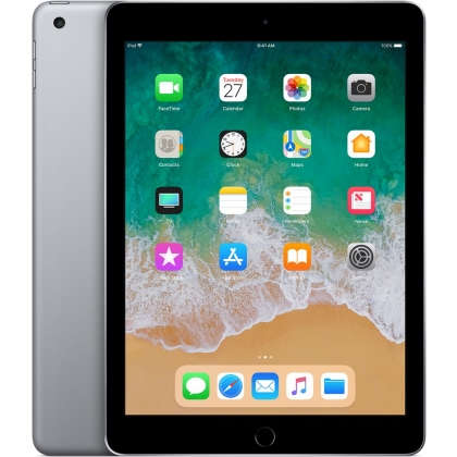 iPad 2018 Wi-Fi 128GB Space Gray