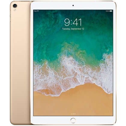 iPad Pro 10.5-inch Wi-Fi + Cellular 256GB Gold