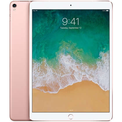 iPad Pro 10.5-inch Wi-Fi + Cellular 256GB Rose Gold