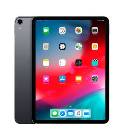 "iPad Pro 11"" 2018 Wi-Fi + Cellular 256GB Space Gray"