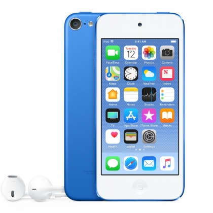 iPod touch 6Gen 128GB Blue