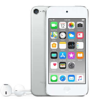 iPod touch 6Gen 128GB Silver