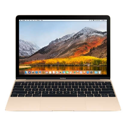 "MacBook 12"" 2017 Gold (MNYK2)"