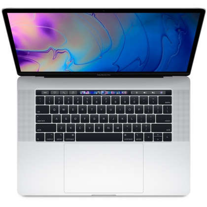 "MacBook Pro 15"" 2018 - Intel Core i7 / 256 ГБ / 16 ГБ / Radeon Pro 555X - Silver"