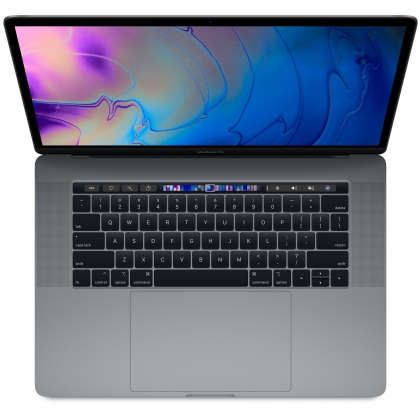 "MacBook Pro 15"" 2018 - Intel Core i7 / 256 ГБ / 16 ГБ / Radeon Pro 555X - Space Gray"