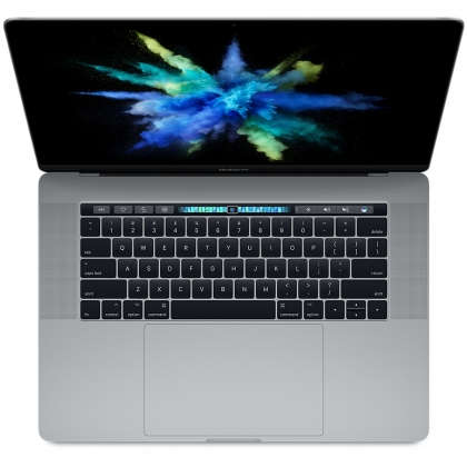 """MacBook Pro 15"""" with Touch Bar 2017 Space Gray (MPTR2)"""