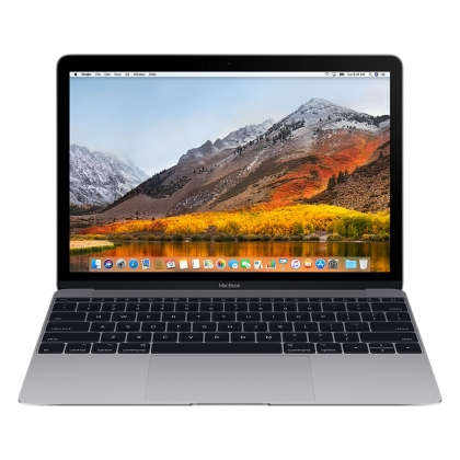 "MacBook 12"" 2017 Space Gray (MNYF2)"