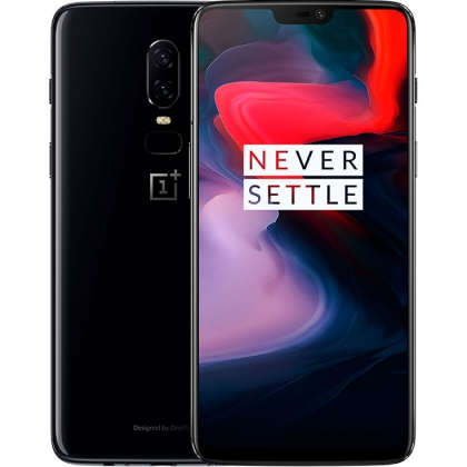 OnePlus 6 6/64GB - Mirror Black