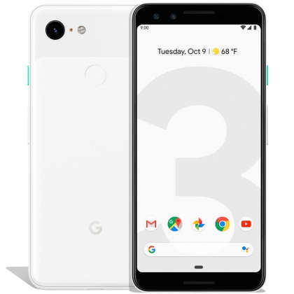 Google Pixel 3 128GB - Clearly White