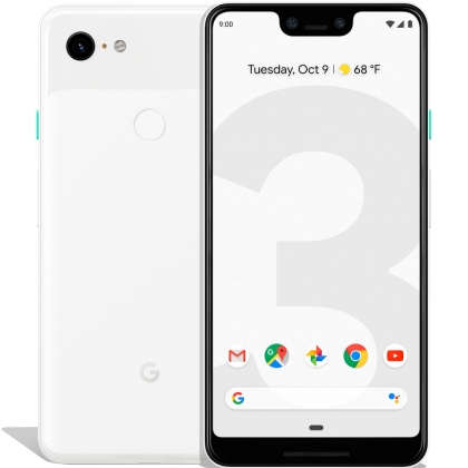 Google Pixel 3 XL 128GB - Clearly White