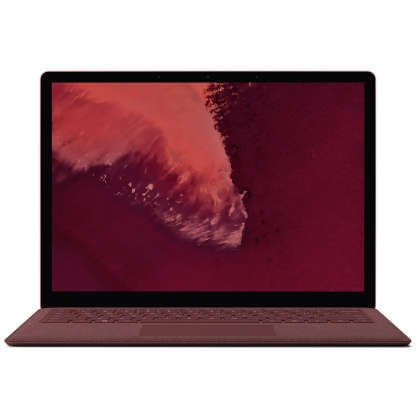 Microsoft Surface Laptop 2 - Intel Core i5 / 256GB / 8GB - Burgundy