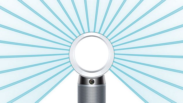Dyson Pure Cool Purifying Fan DP04