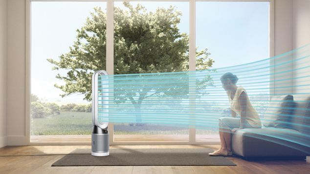 Dyson Pure Cool Purifying Tower Fan TP04